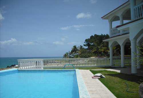 Villa am Meer in Sosua – Strand Immobilie