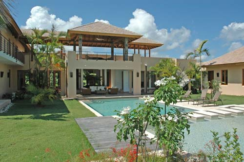 luxury mansion cabarete 9