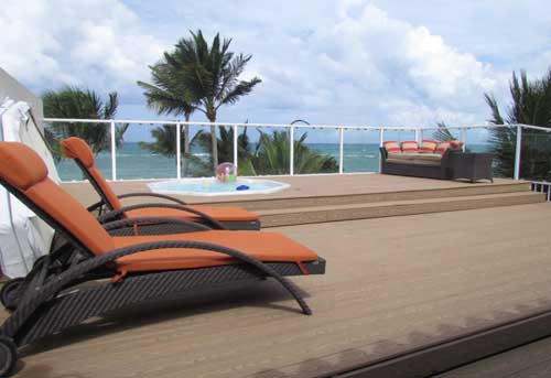 Kite Beach Cabarete – Luxus Penthouse am Strand
