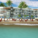 Neue Strand Appartements in Cabarete