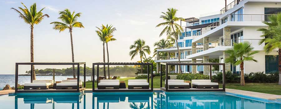 Ultra modernes Strand Appartement – Sosua Immobilien