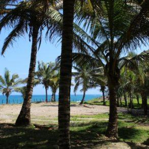 Premium Grundstück in 1 a Lage direkt am Cabarete Strand