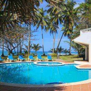 Traumhafte Strand Villa in Cabarete