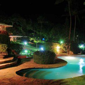 Einzigartiges Luxusanwesen in Cabrera mit Privatstrand