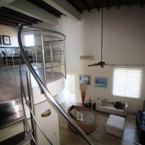 Luxus Duplex Penthaus mit Schlafzimmern am Strand von Cabarete