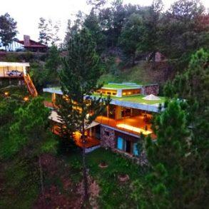 Ökologische Villen mit Panoramablick in Jarabacoa
