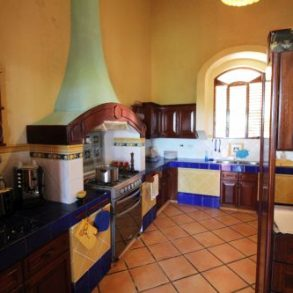 Villa mit Panorma-Meerblick