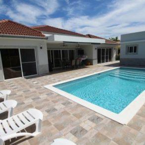 Wunderschöne und geräumige Villa in bester Lage in Sosua