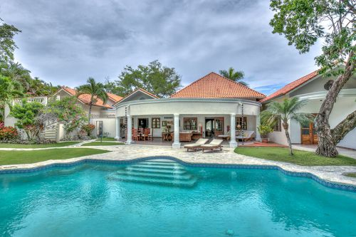 luxury mansion cabarete 2