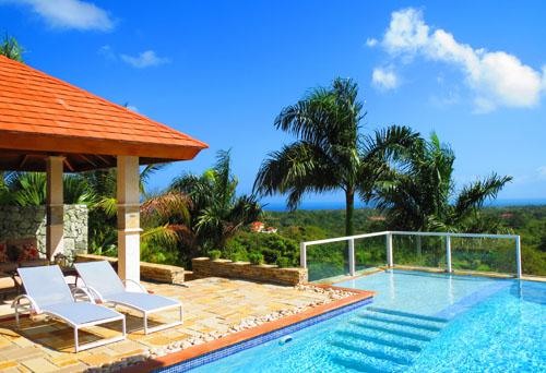 Villa mit Meerblick zum Verkauf in einer exklusiven Wohnanlage