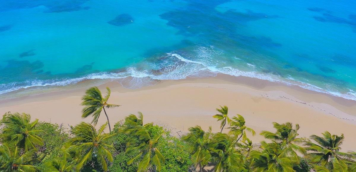 Luxusvilla am Strand mit tollen Mieteinnahmen
